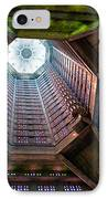 St Joseph's Spire IPhone Case by Dave Bowman