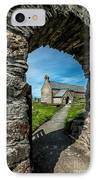 St Patrick Arch IPhone Case by Adrian Evans
