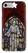 Stained Glass Saviour IPhone Case