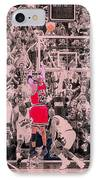 Standing Out From The Rest Of The Crowd IPhone Case by Brian Reaves