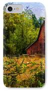 Standing The Test Of Time IPhone Case by Jordan Blackstone