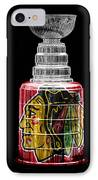Stanley Cup 6 IPhone Case by Andrew Fare