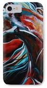 Starlight Run IPhone Case by Laurie Pace