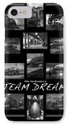 Steam Dreams IPhone Case by Mike McGlothlen