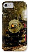 Steam Engine No. 300 IPhone Case by Robert Frederick