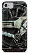 Steam Power IPhone Case by Olivier Le Queinec