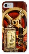 Steampunk - Spare Gears - Mechanical IPhone Case