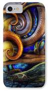 Steampunk - Starry Night IPhone Case