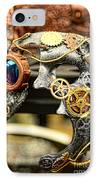 Steampunk - The Mask IPhone Case