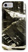 Still Standing IPhone Case by Leah Moore