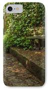 Stone Path Through A Forest IPhone Case by Jess Kraft