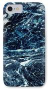 Storm At Sea IPhone Case by Stephanie Grant