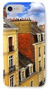 Street In Rennes IPhone Case