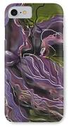 Strength IPhone Case by Yolanda Raker