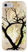 Stretching IPhone Case by Brett Pfister