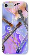 Stringed Instruments IPhone Case by Design Pics Eye Traveller
