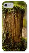 Stump IPhone Case by Shane Holsclaw