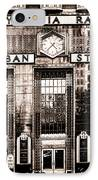 Suburban Station IPhone Case by Olivier Le Queinec