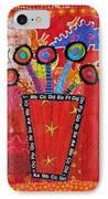 Summer Dance IPhone Case by Susan Rienzo