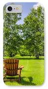Summer Relaxing IPhone Case by Elena Elisseeva