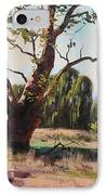 Summer Willow IPhone Case by Graham Gercken