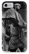 Sun Ra 1968 IPhone Case by Lee  Santa