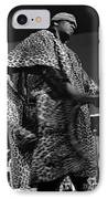 Sun Ra 1968 IPhone Case by Lee  Santa