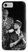 Sun Ra Arkestra With John Gilmore IPhone Case