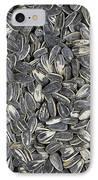 Sunflower Seeds IPhone Case