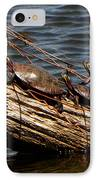 Sunny Painters IPhone Case by Michael Caron