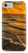 Sunset Seascape IPhone Case by Adrian Evans