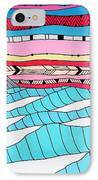 Sunset Surf IPhone Case by Susan Claire