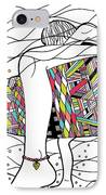 Surfer Girl IPhone Case by Susan Claire