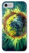 Suryadeva The Sun God IPhone Case