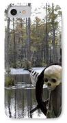Swamp Pirate IPhone Case