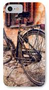 Swiss Bicycle IPhone Case