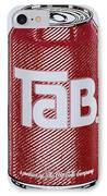 Tab Ode To Andy Warhol IPhone Case by Tony Rubino