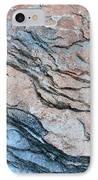Tahoe Rock Formation IPhone Case by Carol Groenen