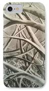Tangle IPhone Case by Erik Coryell
