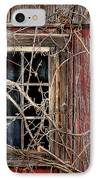 Tangled Up In Time IPhone Case by Lois Bryan