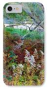 Tapestry Of Colors IPhone Case by Sherry Brant