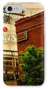 Target Field Home Of The Minnesota Twins IPhone Case by Susan Stone