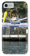 Taronga Zoo Wharf IPhone Case by Steven Ralser