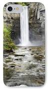 Taughannock Falls And Creek IPhone Case