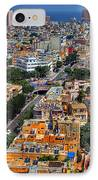 Tel Aviv Eagle Eye View IPhone Case