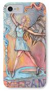 Temperance IPhone Case by Carl Geenen
