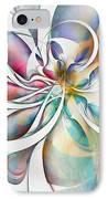 Tendrils 04 IPhone Case by Amanda Moore