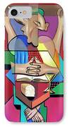 Thanks And Praise IPhone Case by Anthony Falbo