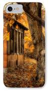 That Which Defines Us IPhone Case by Lois Bryan