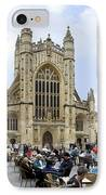 The Abby At Bath IPhone Case by Mike McGlothlen
